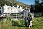 27. Platz beim hundehotel.info Award 2020: Hotel Seehof Davos