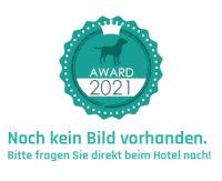 . Platz beim hundehotel.info Award 2021: Hotel Aloisia