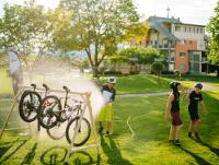 15. Platz beim MTB-hotels.info Award 2021: Ferienwohnungen und Seebungalows am Faaker See - Karglhof OG