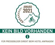16. Platz beim MTB-hotels.info Award 2021: Good Life Resort die Riederalm ****S